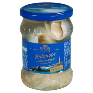 Krone Fisch Rollmops in delikatem Aufguss 250g