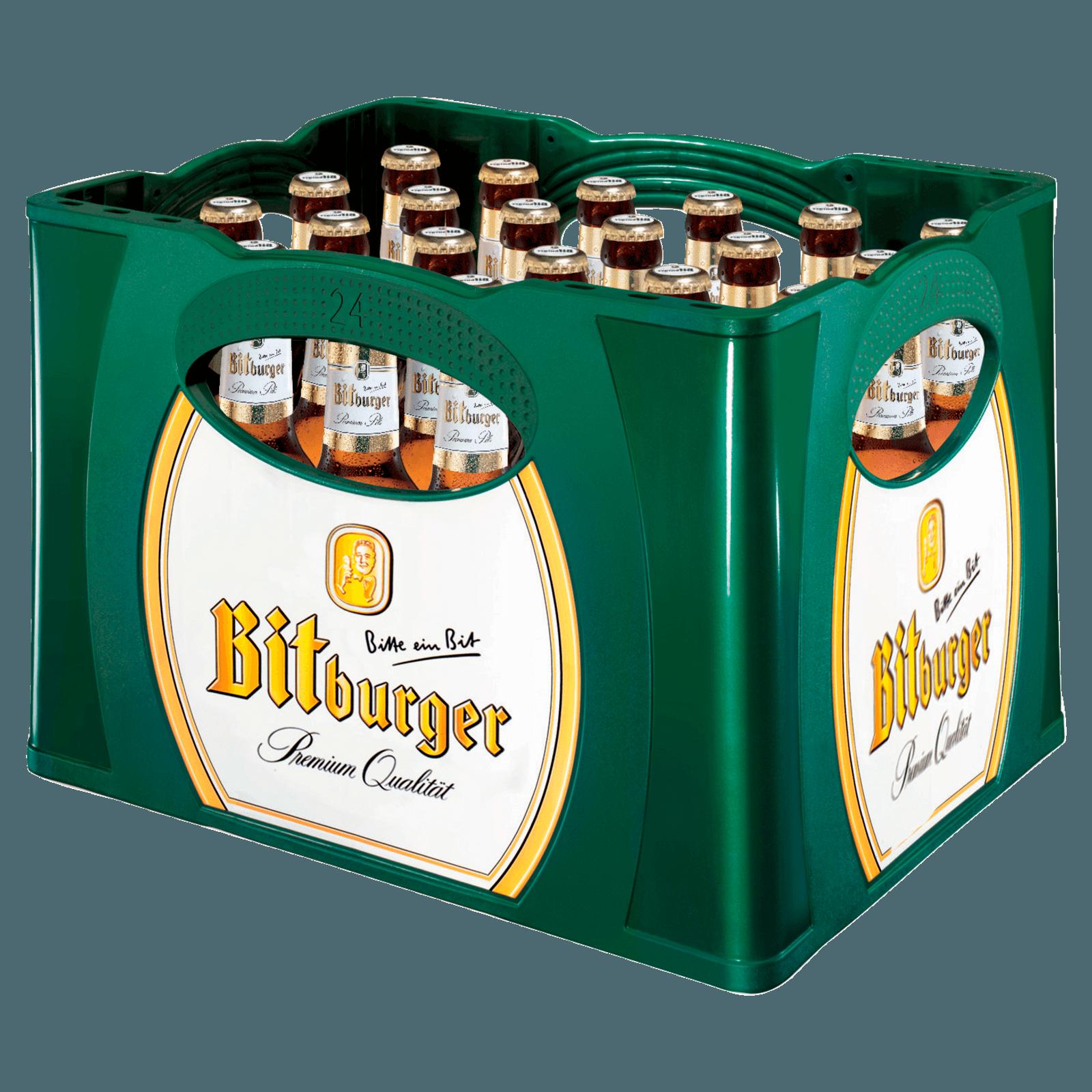 Bitburger Pils 24x033l