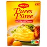 Maggi Pures Püree 100 % Kartoffel-Genuss 60g