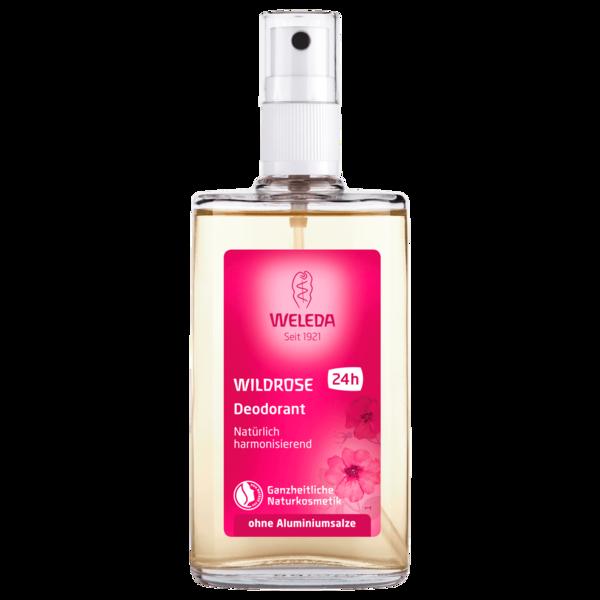 Weleda Deodorant Wildrose 100ml