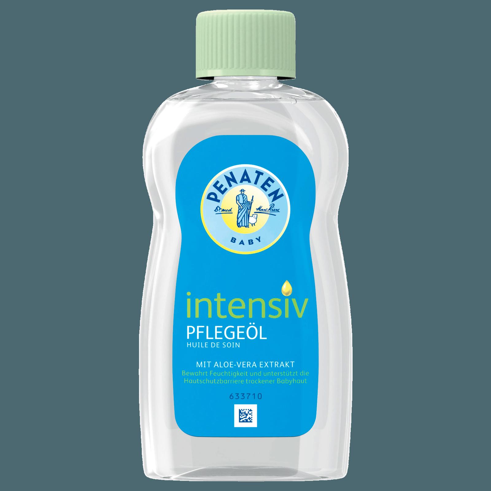 Penaten Baby Intensiv Pflegeöl Aloe Vera 200ml