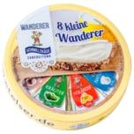 Etelser Schmelzkäsezubereitung 8 kleine Wanderer 30% 8x25g