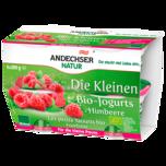 Andechser Natur Die Kleinen Bio-Jogurts Himbeere 4x100g