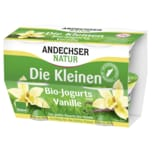 Andechser Natur Bio-Jogurt Vanille 4x100g