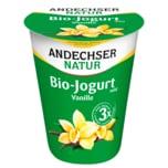 Andechser Natur Bio-Jogurt mild Vanille 400g