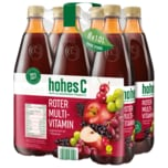 Hohes C Roter Multivitamin 6x1l
