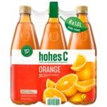 Hohes C Orange mit Fruchtfleisch 6x1l