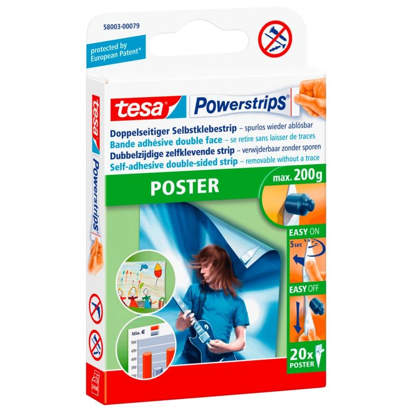 Tesa Powerstrips Poster 20 Stück
