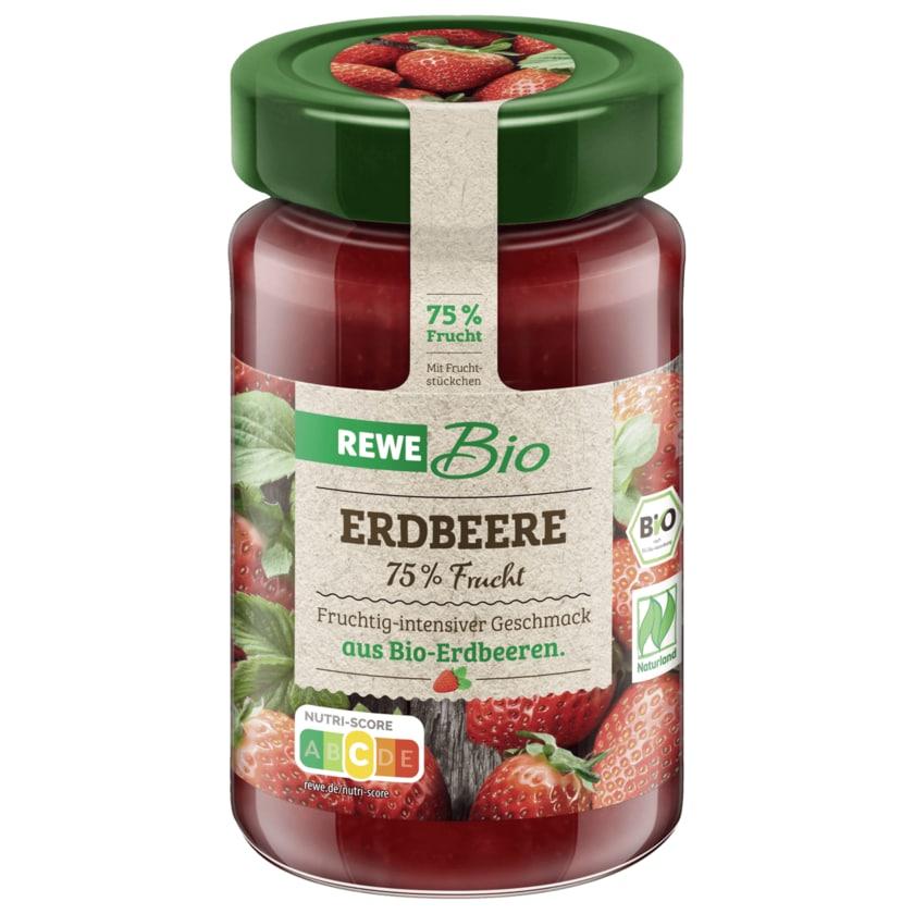REWE Bio Fruchtaufstrich Erdbeere 250g