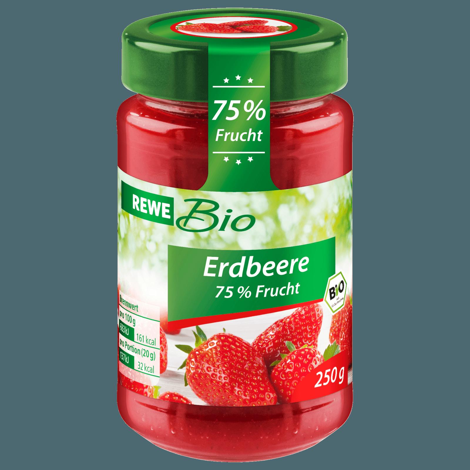 Bio Fruchtaufstrich Erdbeere