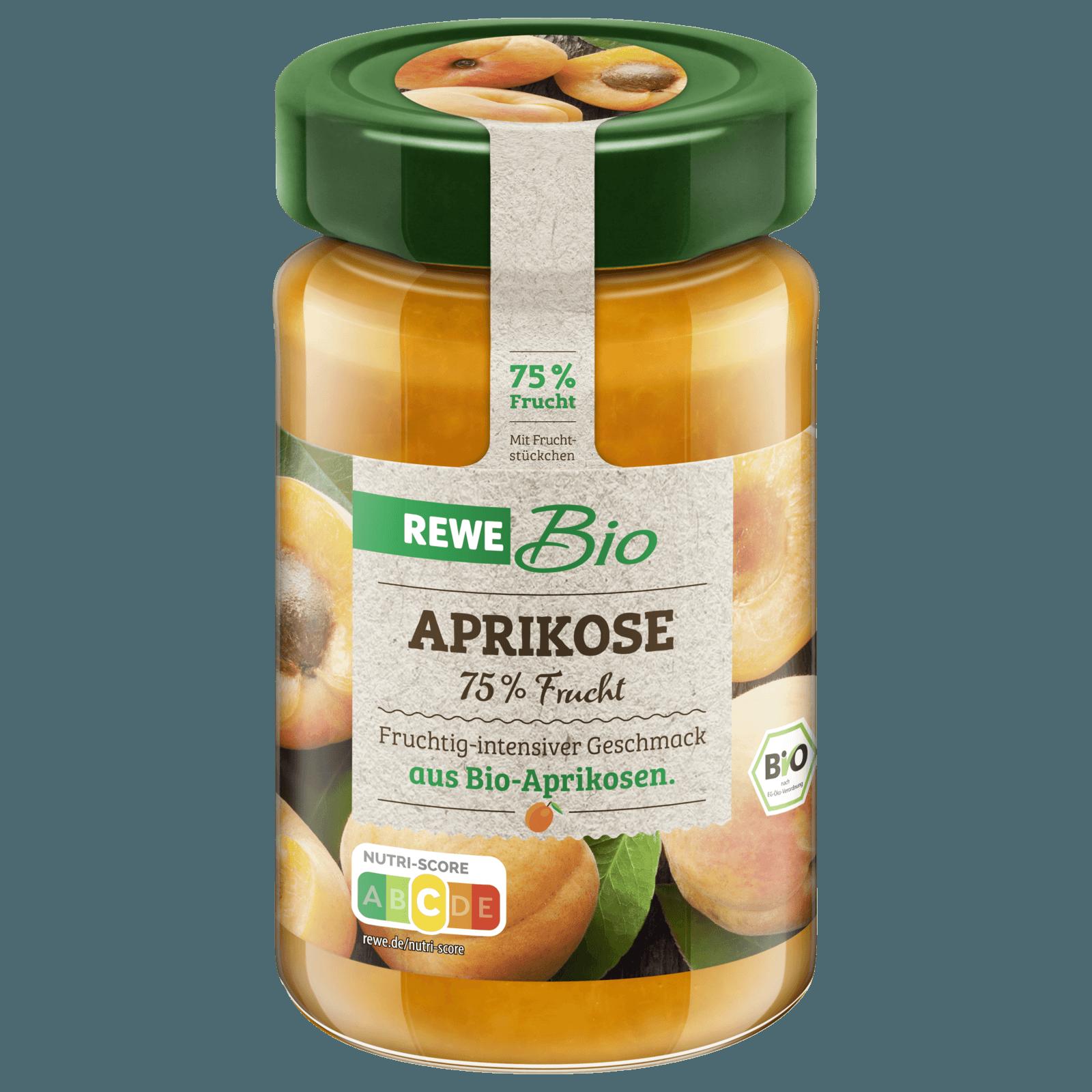Bio Fruchtaufstrich Aprikose