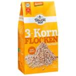 Bauckhof Bio 3-Korn Flocken Zartblatt 425g