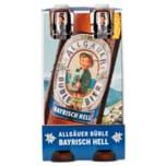 Allgäuer Büble Bayrisch Hell 4x0,5l