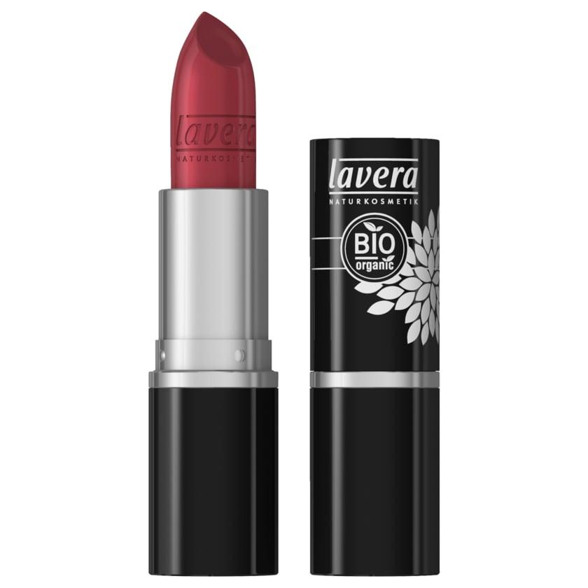 Lavera Beautiful Lips Colour Intense Deep Red 04
