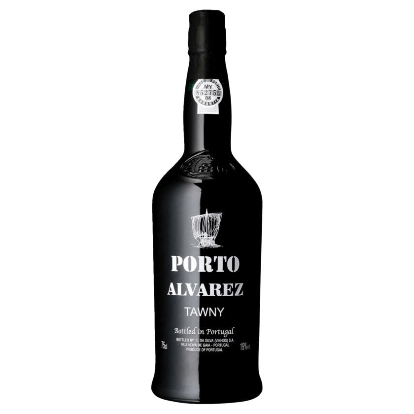 Porto Alvarez Tawny Rotwein Likörwein 0,75l
