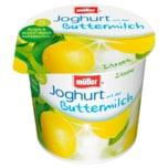 Müller Joghurt mit der Buttermilch Zitrone 150g
