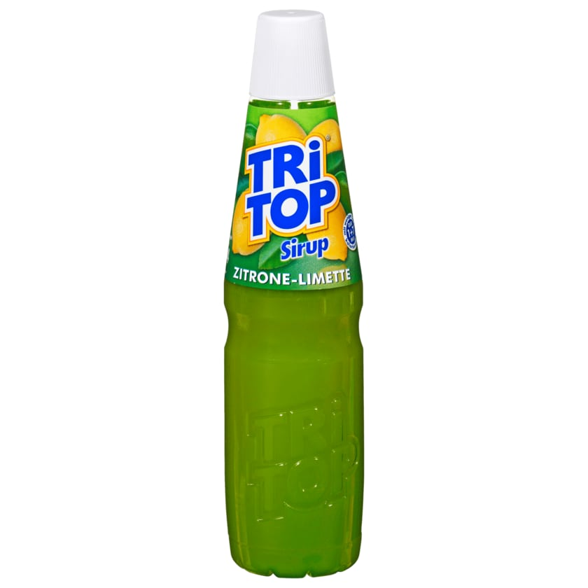 Tri Top Sirup Zitrone-Limette 600ml