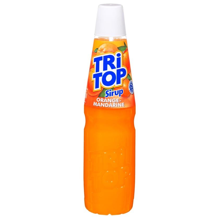 Tri Top Sirup Orange-Mandarine 600ml