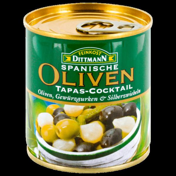 Feinkost Dittmann Oliven Tapas-Cocktail 80g