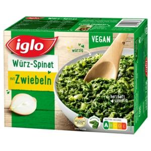 Iglo Würz-Spinat mit Zwiebeln 500g
