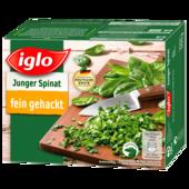 Iglo Junger Spinat fein gehackt 500g