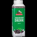 Berchtesgadener Land Joghurt-Drink Schwarze Johannisbeere 400g