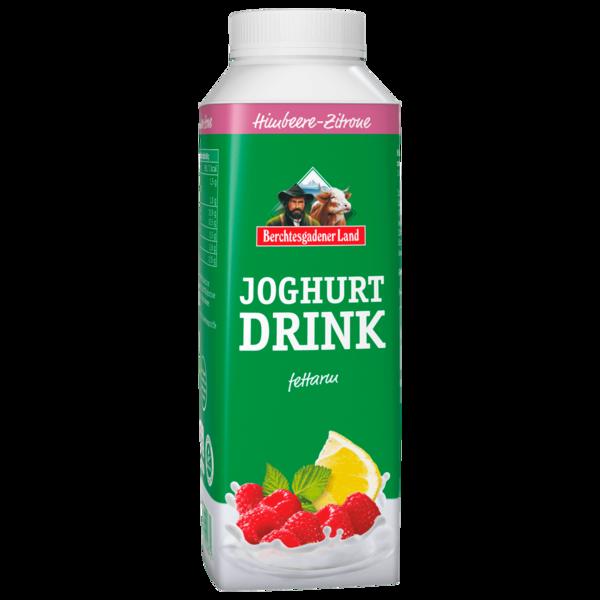 Berchtesgadener Land Joghurt-Drink Himbeere-Zitrone 400g