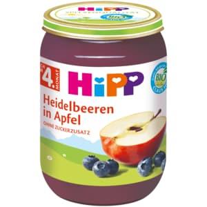 Hipp Heidelbeeren in Apfel 190g