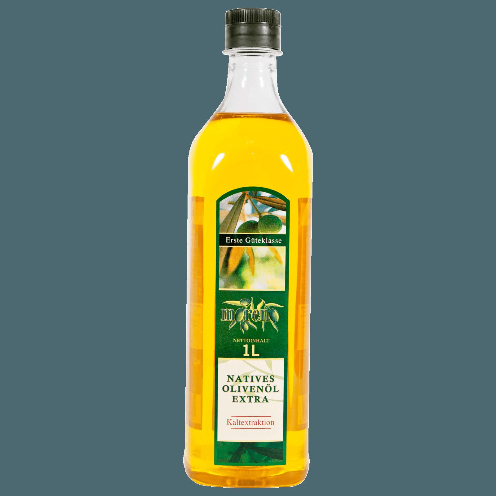 Moreno Natives Olivenöl extra Marasca 1l