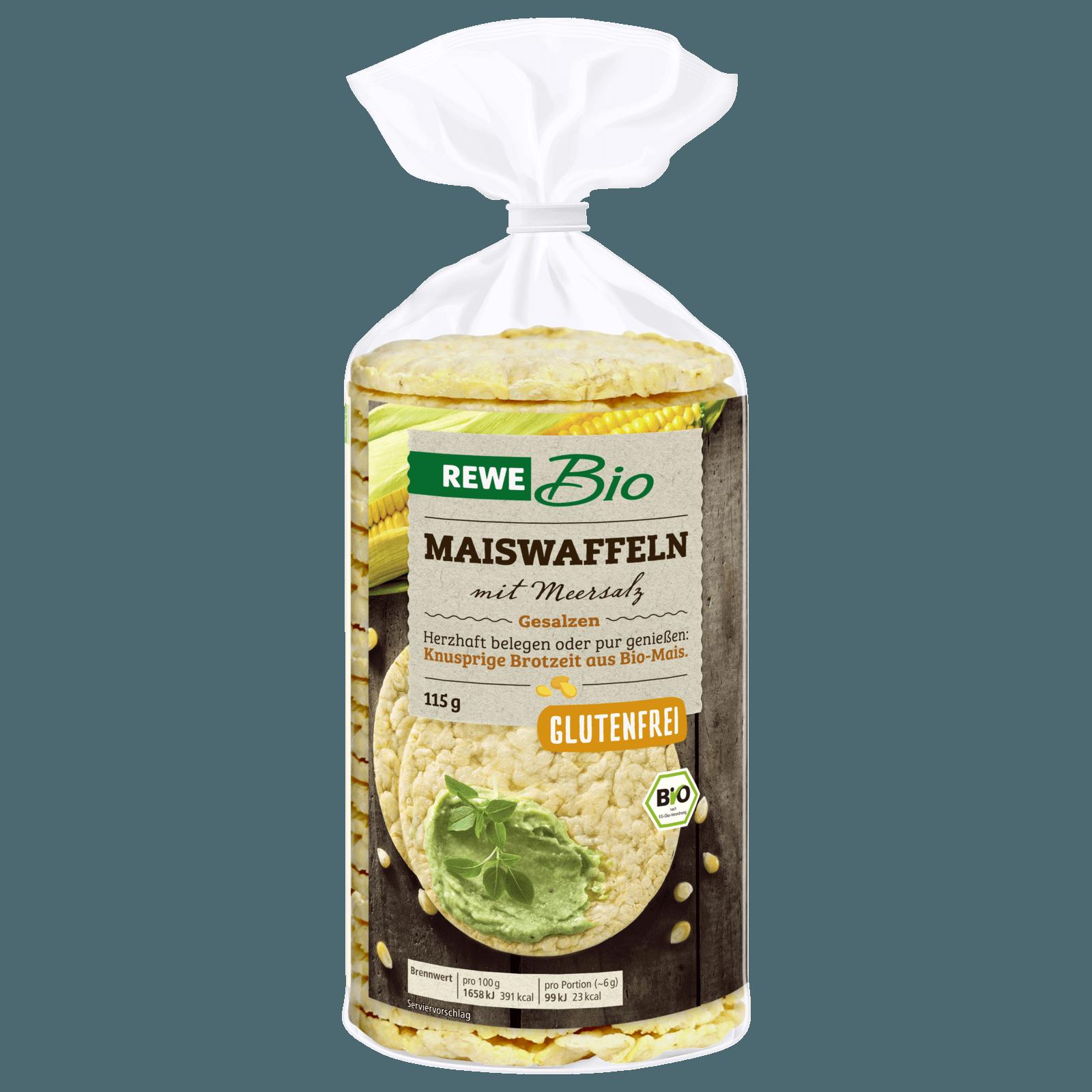REWE Bio Maiswaffeln 100g