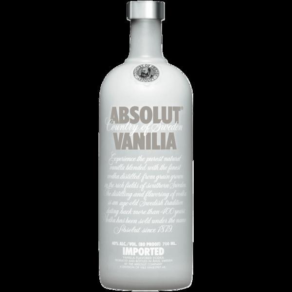 Absolut Vodka Vanilia 0,7l