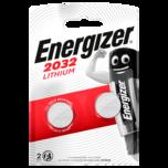 Energizer Knopfzellen CR2032 2er-Pack