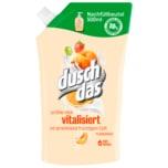 Duschdas Flüssigseife Vitalisiert Nachfüllbeutel 500ml