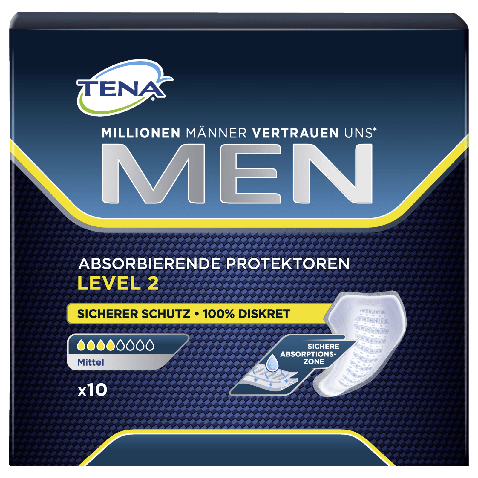 Tena Men Level 2 10 Stück