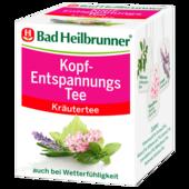 Bad Heilbrunner Kopf-Entspannungstee 16 Stück