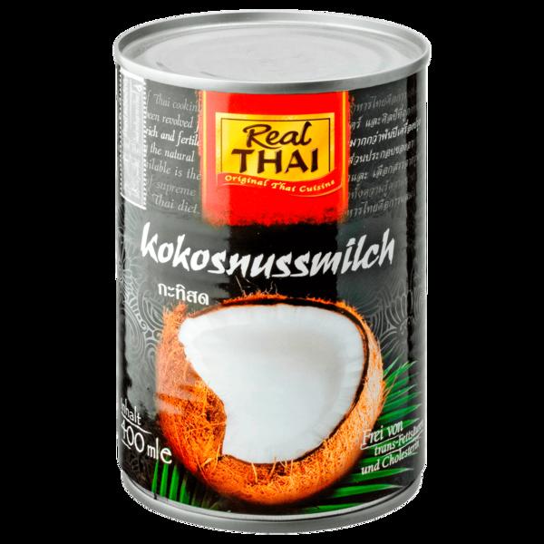 Real Thai Kokosnussmilch 400ml