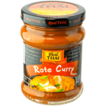 Real Thai Rote Curry-Paste 227g