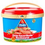 Metten Dicke Sauerländer Bockwurst 20x100g