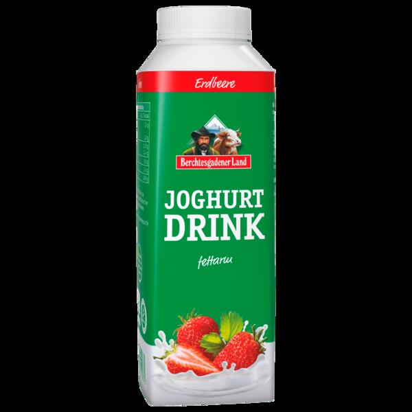 Berchtesgadener Land Trinkjoghurt Erdbeere 400g