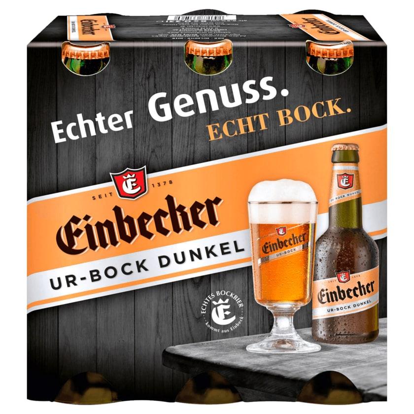 Einbecker Urbock Dunkel 6x0,33l
