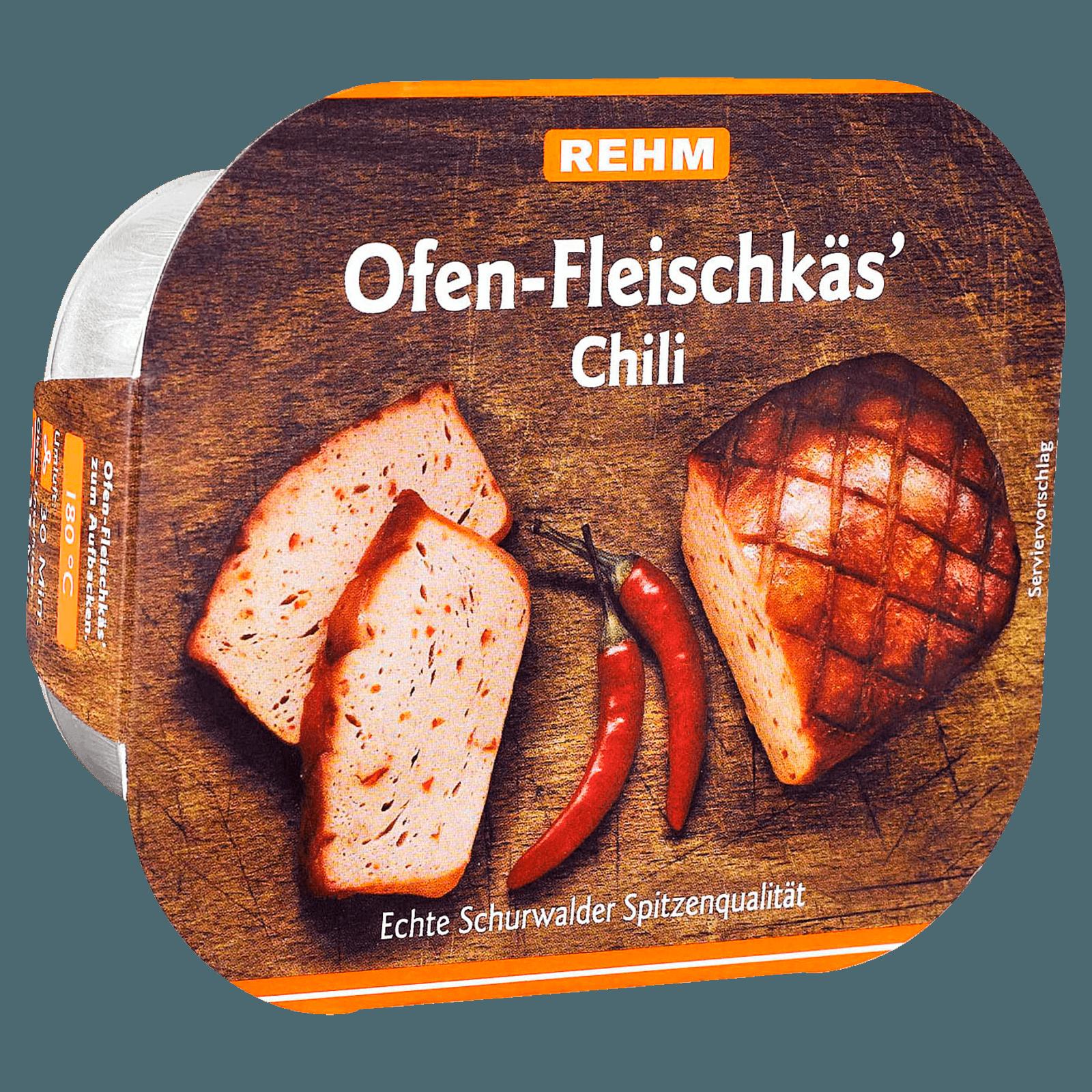 Rehm Ofen-Fleischkäs' Chili 220g