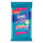 Tempo feuchtes Toilettenpapier sanft & pflegend Travel-Pack 10 Tücher