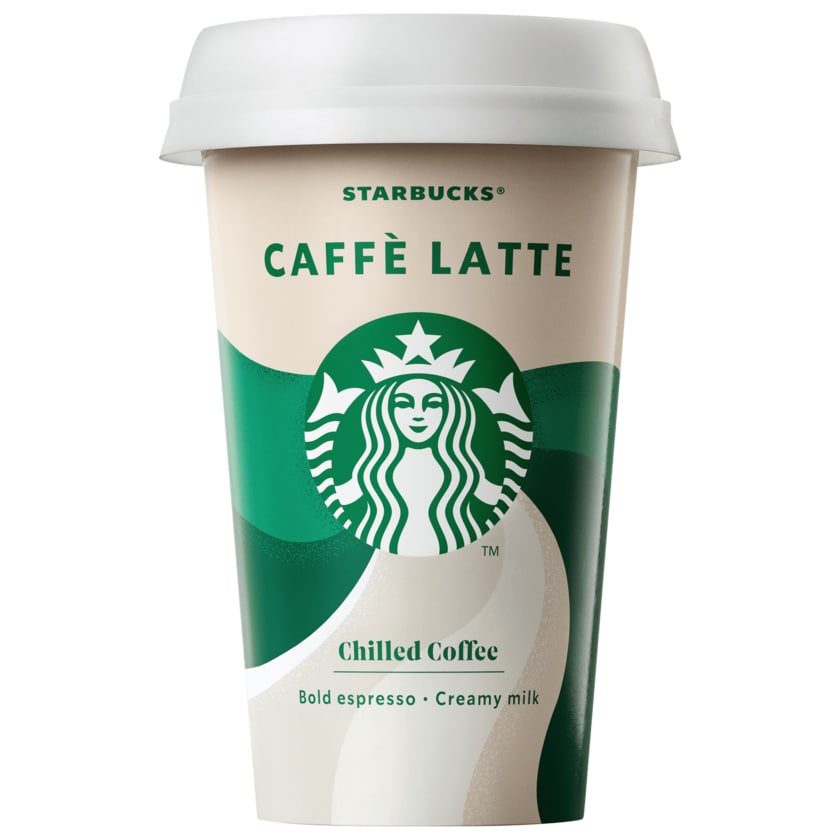 Starbucks Discoveries Seattle Latte 220ml