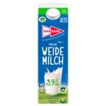 Hansano Frische Weidemilch 3,9% 1l