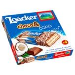 Loacker Choco & Coco 4x22g