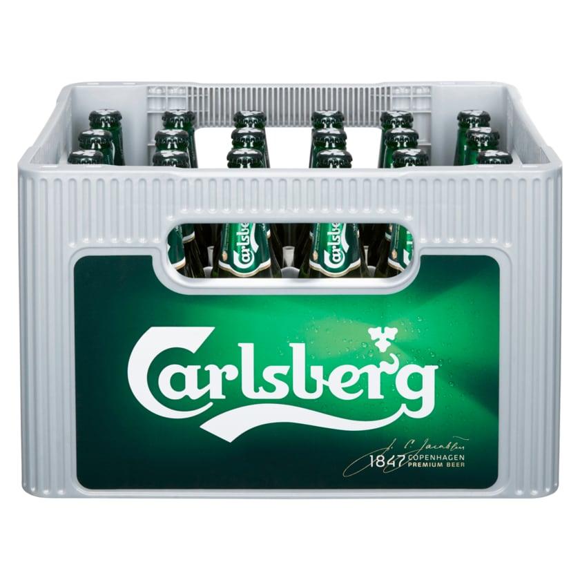 Carlsberg Beer 24x0,33l