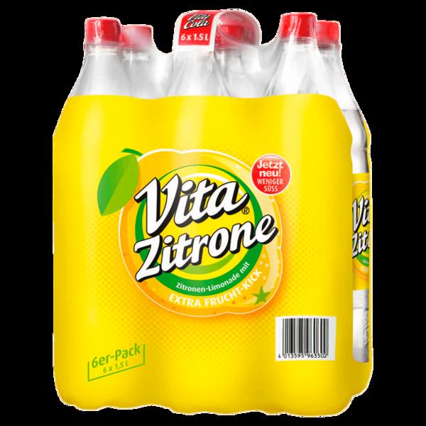 Vita Limo Zitrone 6x1,5l