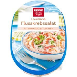 REWE Beste Wahl Flusskrebssalat 150g