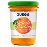 Zuegg Fruchtaufstrich süße Orange 250g
