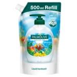 Palmolive Flüssigseife Aquarium Nachfüllbeutel 500ml
